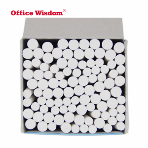 Factory Direct Selling Clean School Dustless White Color Chalk