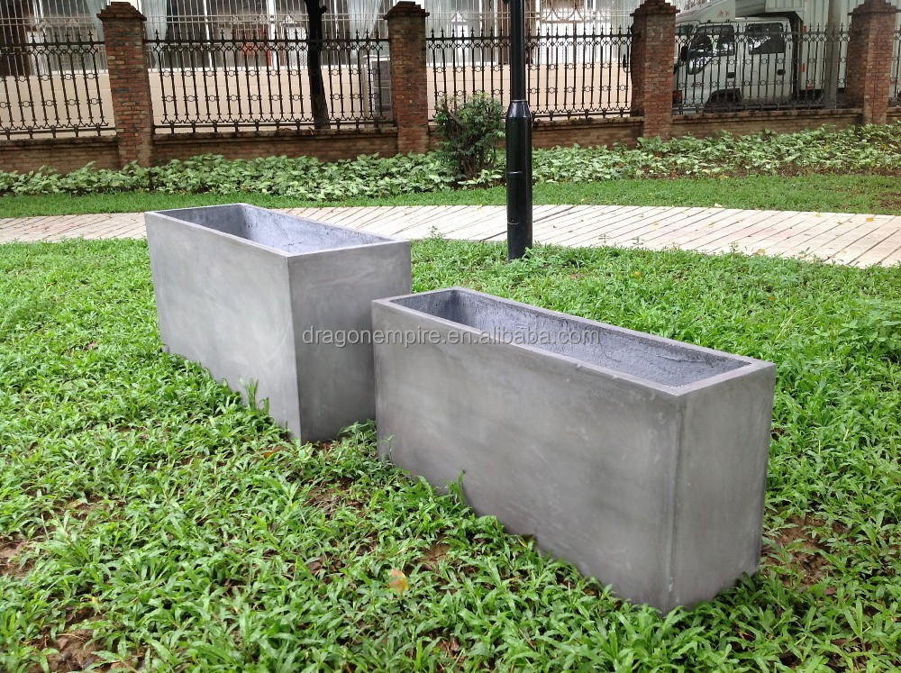 Attractive Large Planters For Sale Part - 10: 2015 Hot Sale Large Square Outdoor Planters - Buy Large Outdoor Planters,Outdoor  Large Clay Planters,Modern Outdoor Planter Product On Alibaba.com