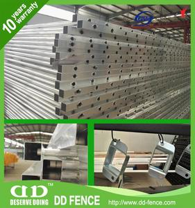fence post repair / ez fence aluminum / decorative fence gate