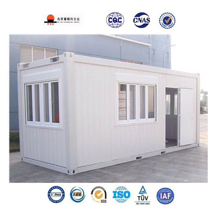20feet 40feet living/working/shipping container prefab home/2 bedroom prefabricated modular