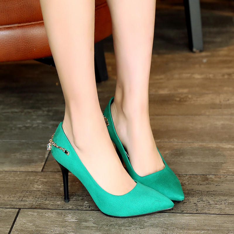 Fashion Pumps Shoes Price Beautiful Dress Sexy Pointed High Toes Elegant Wholesale Heel Women Ladies Buy If76gyYvb