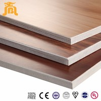 Multipurpose Surface Texture UV Coating 100% Asbestos Free Fiber Cement Wall Decoration Panels