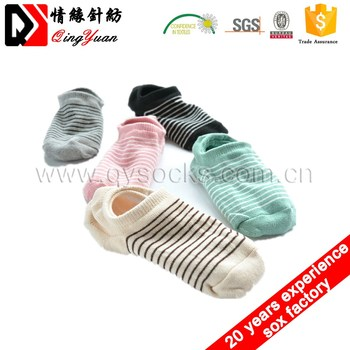 Wholesale comfortable cotton favourite picture girls low cut socks