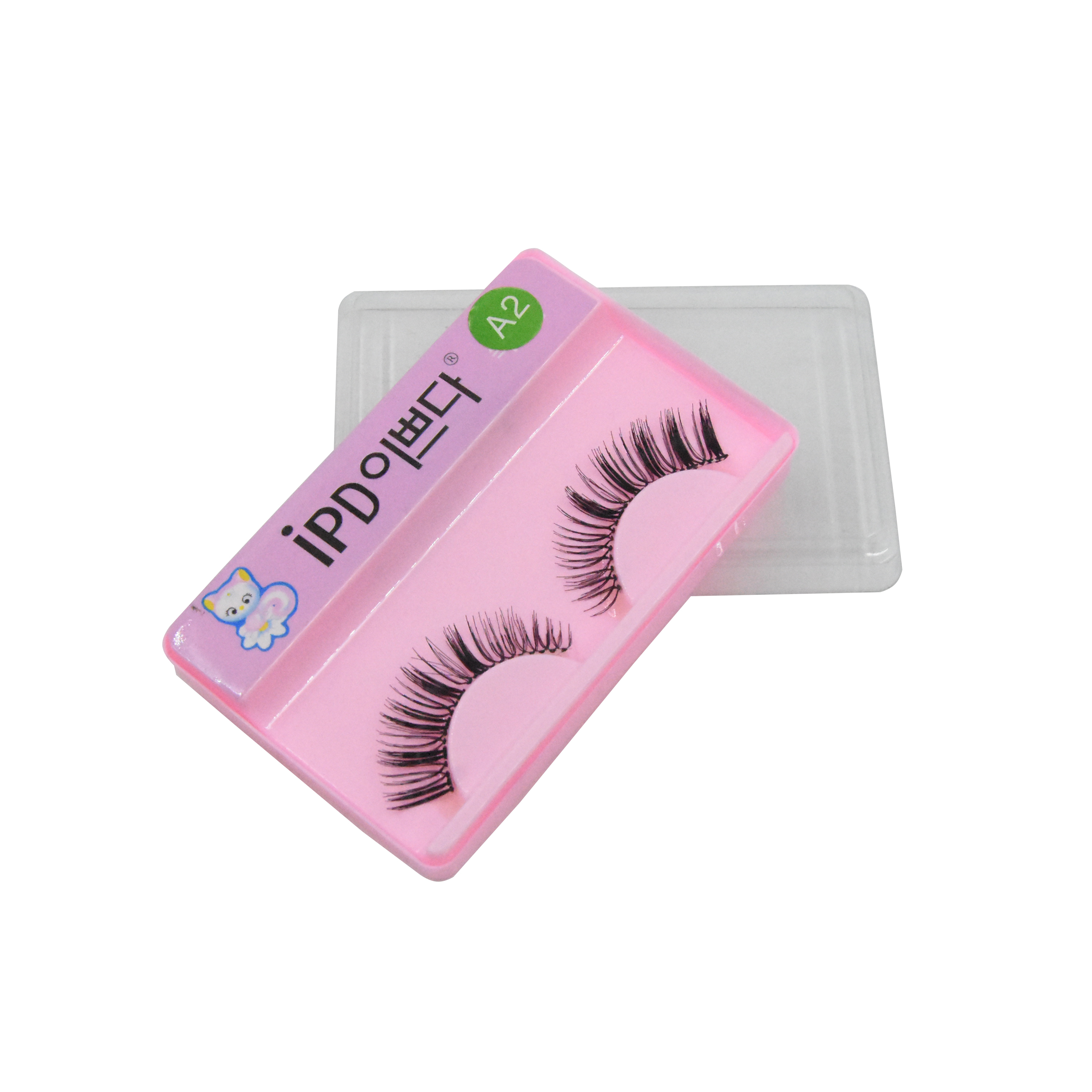 Hot selling goedkope mini wimperkruller 3d wimpers private label