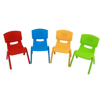 Nursery School Kindergarten Plastic Kids Chair Dinner Stool