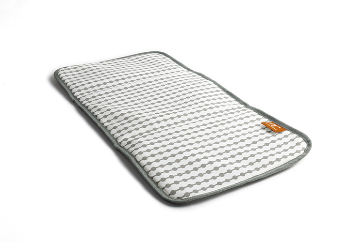 New waterproof baby changer,padded foam baby changing mat