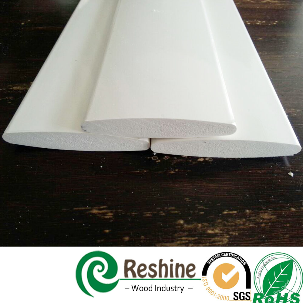 White Vinyl Window PVC plantation Shutter Parts