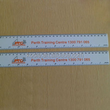 Low price advertising ruler 30 cm size