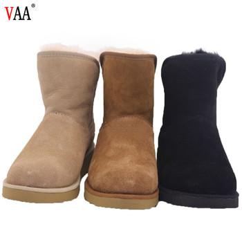 cf0aa8f9795 Échantillons gratuits style chaud femmes chaussures de mode chine pas cher  hiver femmes bottes de neige