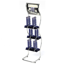 Wand <span class=keywords><strong>Montiert</strong></span> Apotheke Werbung Shampoo Parfüm Make-Up Display Rack