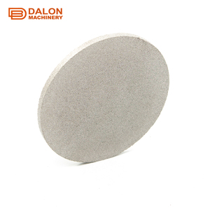 sintered stainless steel glass filter disc