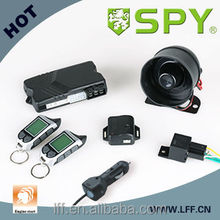 Hot selling SPY Two way car alarm new automobile security device