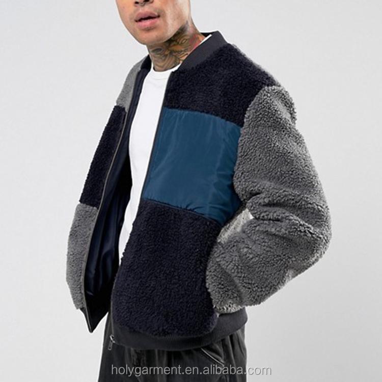 โลโก้ที่กำหนดเองพิมพ์ vintage wash ขนาดใหญ่ mens denim jacket