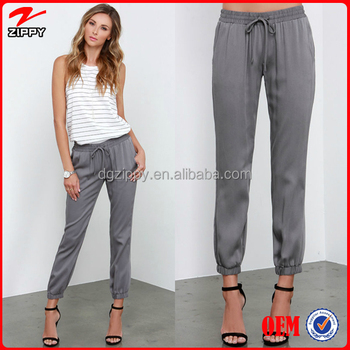 e47449e653f1a4 2016 New Design Jogger Pants Women Trousers Wholesale Women Jogger  Sweatpants