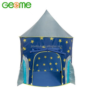 JT058 Amazon Hot Selling Durable Kids Pop Up Rocket Ship Play Tent  sc 1 th 225 & China pop up kids tent wholesale ?? - Alibaba