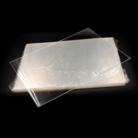 Plastic 20 lpi Lenticular Sheets with Adhesive made Lenticular Board for Large size 3D Poster