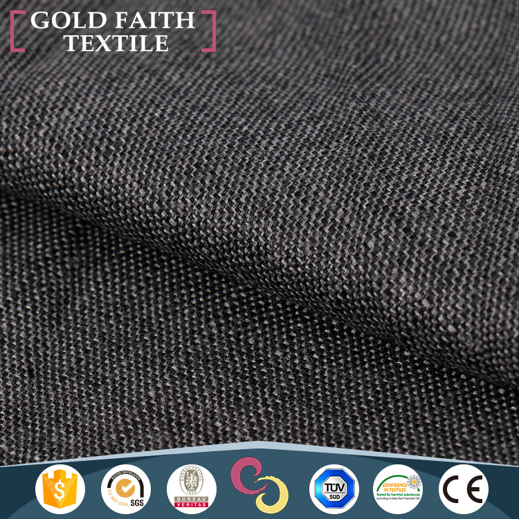 Automatic 97 Polyester 3 Elastane Fabric With Stable Function
