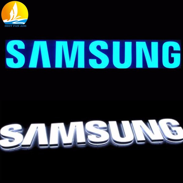 New design led Samsung logo best sale led SUHDTV logo