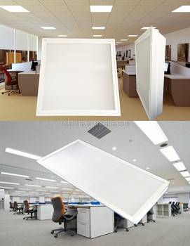 Commercial Lighting Surface Mounted Ceiling Panel Lamp Square Recessed Lights Led 600x600