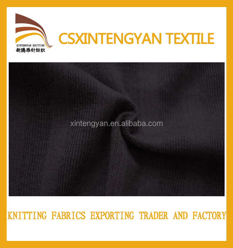 Tencel / cotton pumping needle-sided fabric