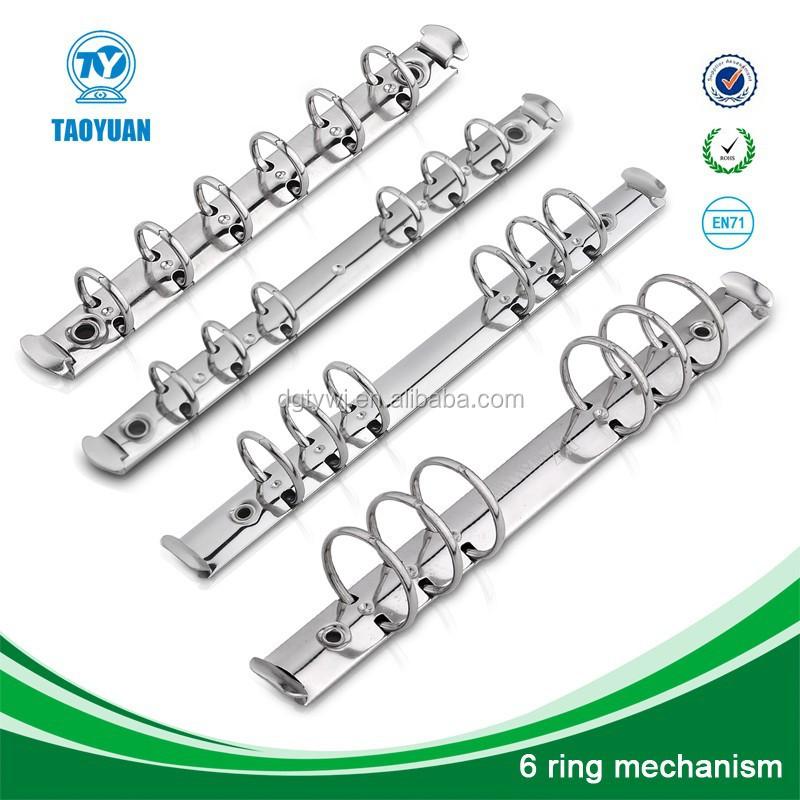 mecanisme classeur 6 anneaux
