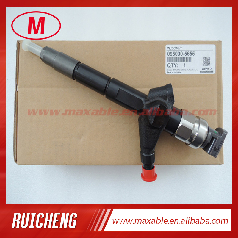 095000-5650,095000-5655 DENSO common rail injector for Pathfinder YD25 2.5 16600-EB300, 16600-EB30E