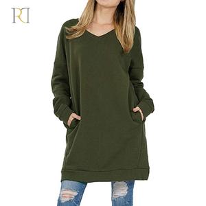 6a17d909570 Oversized Sweatshirt Dress