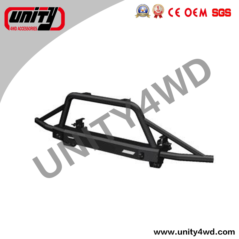 offroad 4x4 accessories Front Bumper For Hilux revo 2015 + bull bar