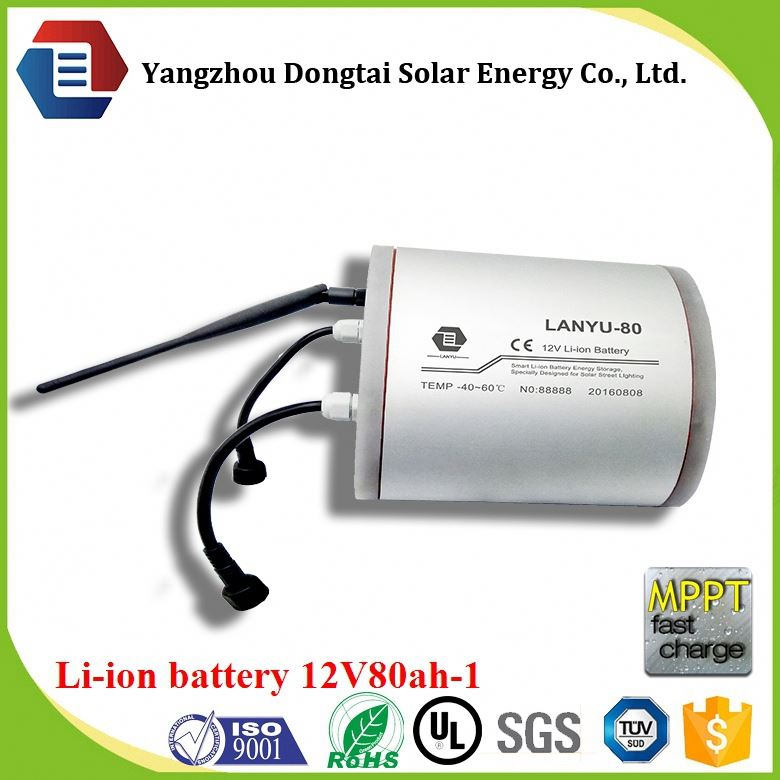 DIN80 80Ah 12v Li-ion Lead Acid Car Battery Price In India /LYLIBR12V80B276