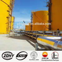 fuel tank manufacturer engineers overseas construction gas tank oil storage tank