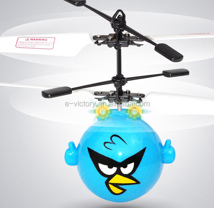 2 channel infrared flying toy rc animal remote control plane mini toy