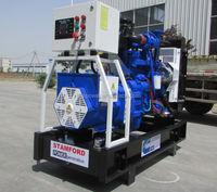 ce&iso approved 30kw cummins engine 4 cylinders generators