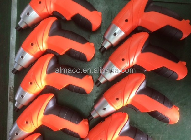 China hot selling electric cordless screwdriver SJR4.8V