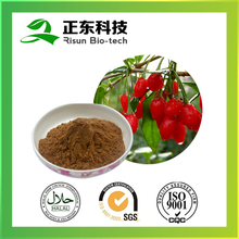 Fruit Part Used Wolfberry Extract 50% Polysaccharides
