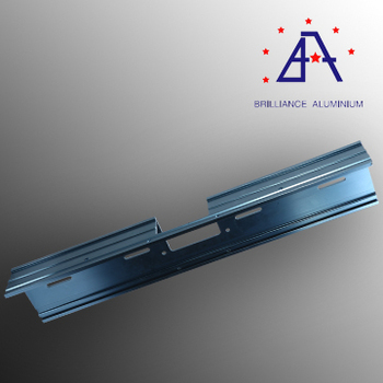 Oem Factory Aluminum Extrusion For Display Cases