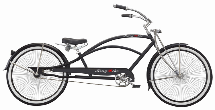 Black Color Long Beach Cruiser Bike Chopper Bicycle Whole China Supplier With Compeive Price Sw