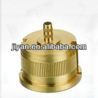 High precision brass cnc machinery Telecom Equipment Parts