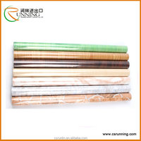 Self Adhesive Wood Grain Vinyl Film for Furniture Decoration Contact Paper