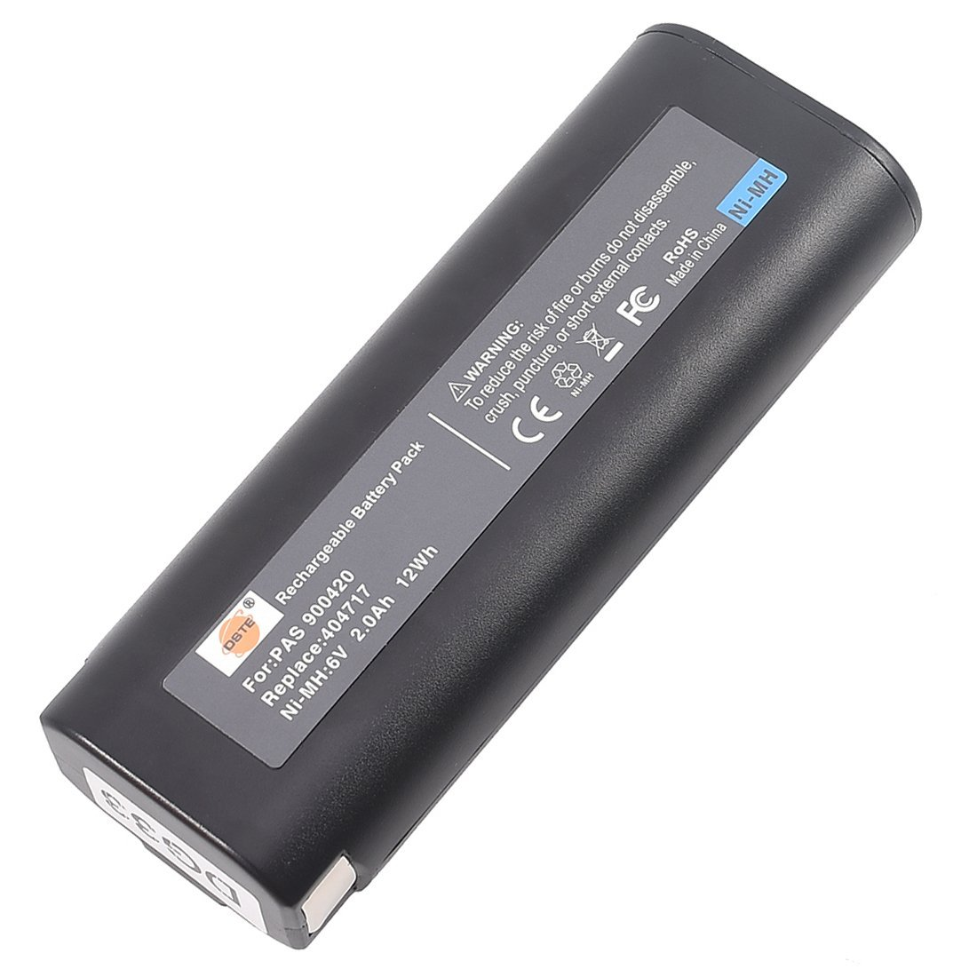 DSTE Ni-MH Power Tool Battery for Paslode 404717 BCPAS-404717 BCPAS-404717HC