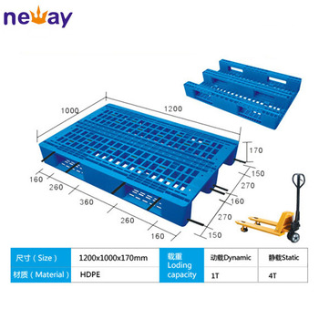 Factory Price Plastic Pallet Weight