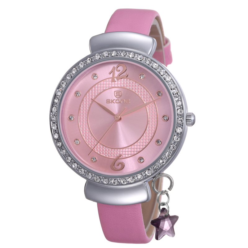 African Fashion 2015 Watch Leather Female Watch