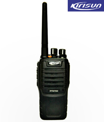 Kirisun PT6700 UHF Water-proof IP67 walkie talkie two way radio