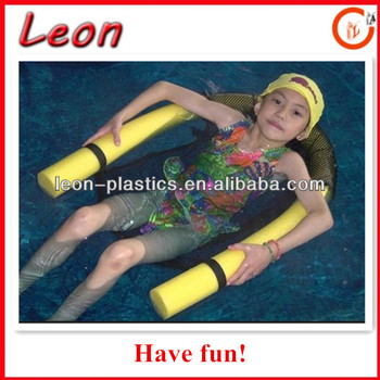 Eco-friendly pool EPE floating swimming noodles
