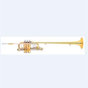 High Grade Bb key 3 pistons Herald Trumpet