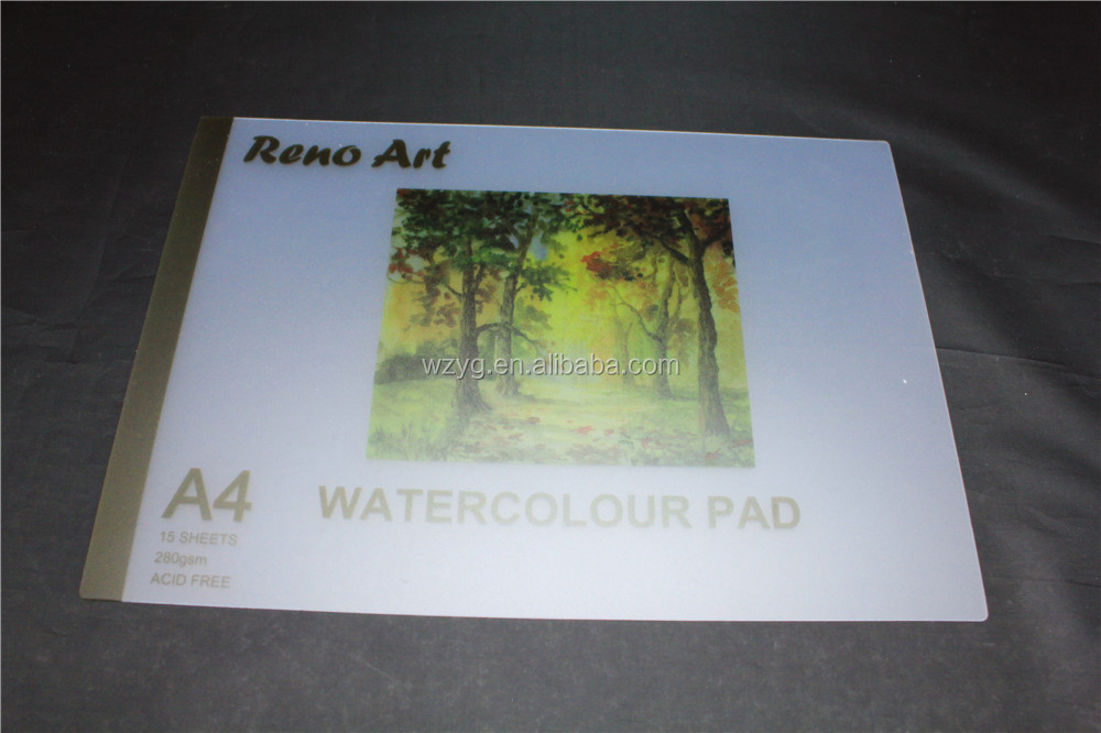 A4 Size Printed Transparent Pvc Card For Promotion