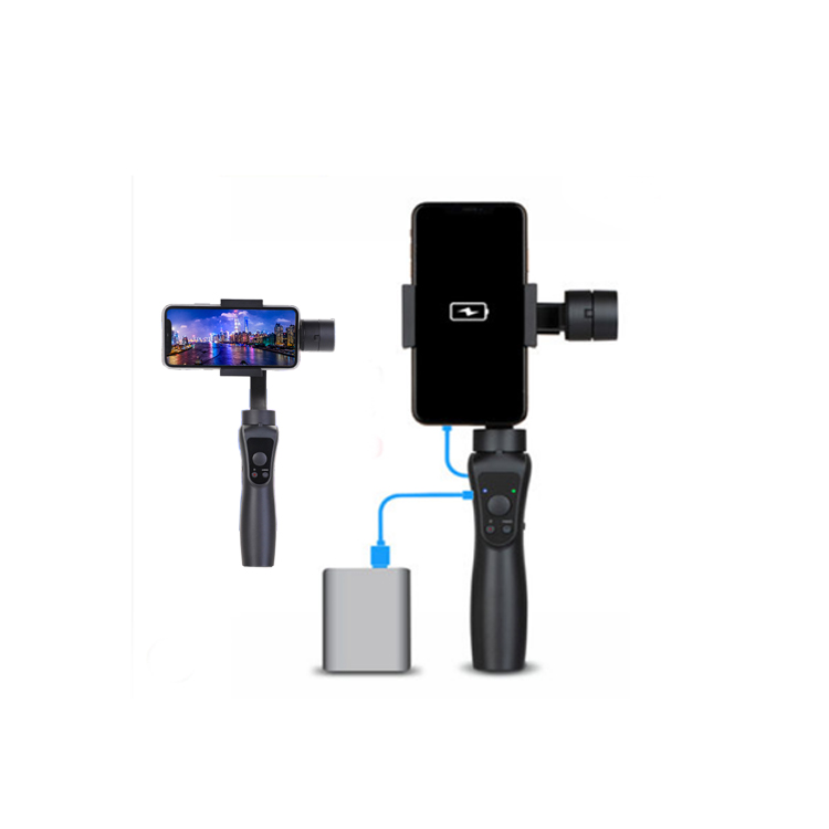Gimbal Smartphone Gimbal Stabilizer/Action Camera with Multi-features фото