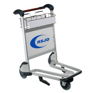 Airport Luggage Unfoldable Cart Trolley