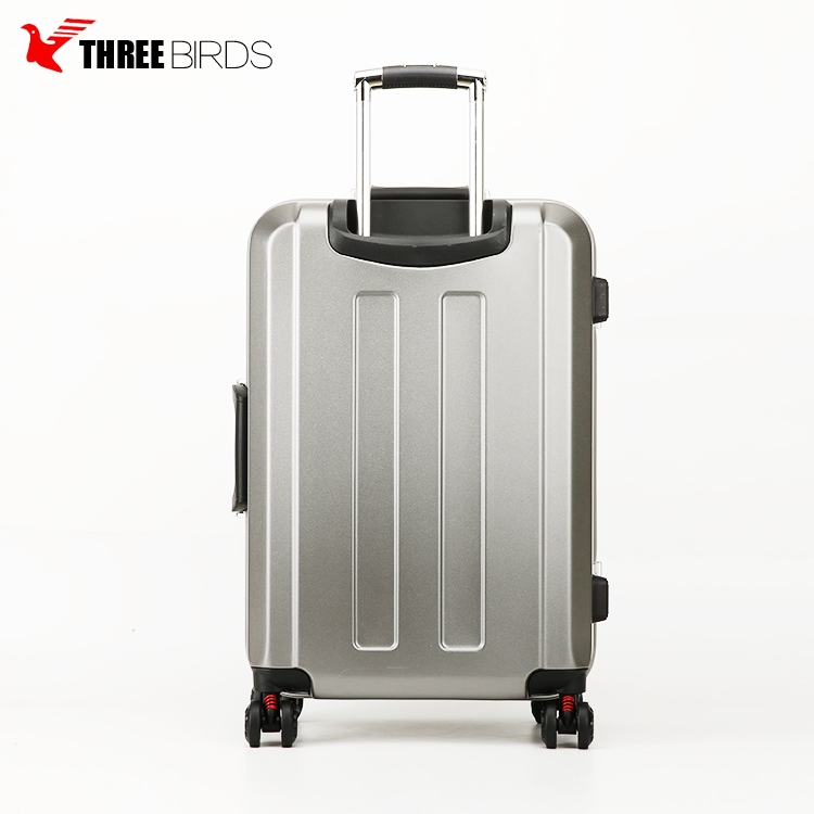 Eminent make up pc trolley luggage sets whith wheel luggage