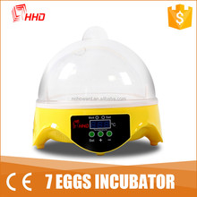 16$/set For 7 eggs Mini incubator of high quality solar eggs incubator in south africa in 2017 years