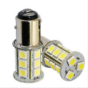Led Car Auto Lamp BA15S BA15D AC/ DC 9V 12v 24v 32v 1156 1157 led bulb